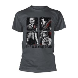 CAMISETA WALKING DEAD PERSONAJES XL