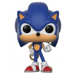 FUNKO POP SONIC: SONIC WITH RING