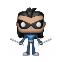FUNKO POP TEEN TITANS GO: ROBIN AS NIGHTWING