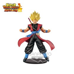 FIGURA BANPRESTO DRAGON BALL GOKU XENO 18 CM