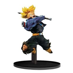 FIGURA BANPRESTO DRAGON BALL TRUNKS COLOS 11 CM