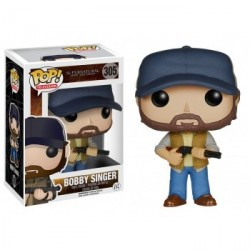 FUNKO POP TV SUPERNATURAL: BOBBY SINGER