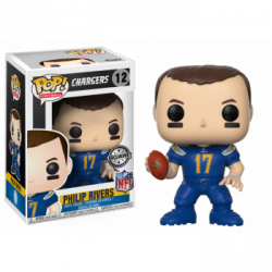 FUNKO POP NFL: PHILLIP RIVERS COLOR