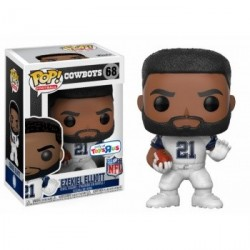 FUNKO POP NFL: EZEKIEL ELLIOT COLOR