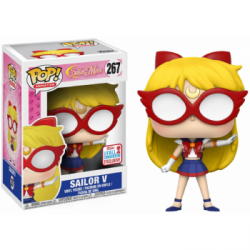 FUNKO POP SAILOR MOON: NYCC SAILOR V