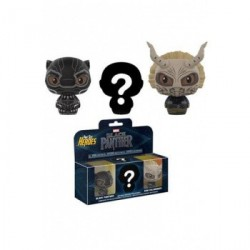 PINT SIZE BLACK PANTHER 3 PACK