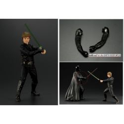 FIGURA ARTFX STAR WARS LUKE RETURN JEDI 16CM