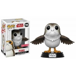 FUNKO POP STAR WARS EPISODIO VIII: PORG FLY