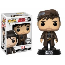 FUNKO POP STAR WARS EPISODIO VIII: LAST JEDI DJ