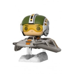 FIGURA POP STAR WARS SNOW SPEEDER WEDGE ANTILLES