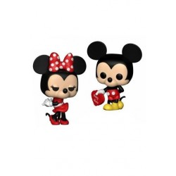 FIGURA POP DISNEY MICKEY & MINNIE *SAN VALENTIN