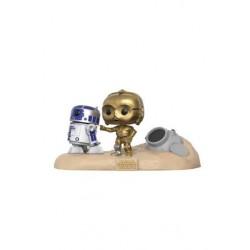 FIGURA POP STAR WARS PACKS R2-D2 & C3-PO