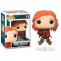 FIGURA POP HARRY POTTER GINNY ON BROOM