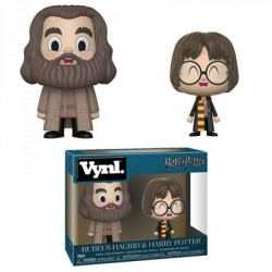 FIGURA VYNL PACK HARRY POTTER HARRY & HAGRID