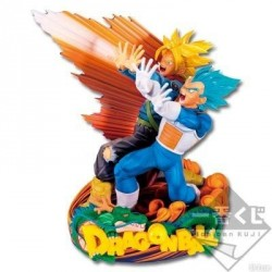 FIGURA BANPRESTO DRAGON BALL DIORAMA BRUSH 20 CM