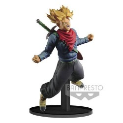 FIGURA BANPRESTO DRAGON BALL TRUNKS COL 6 18CM