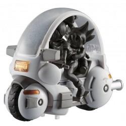 FIGURA DRAGON BALL BULMA CAP N9 MOTO MODEL KIT