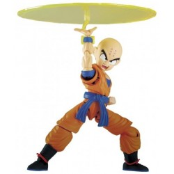 FIGURA DRAGON BALL KRILLIN MODEL KIT