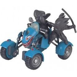 FIGURA DRAGON BALL OOLONG ROAD BUGGY MODEL KIT