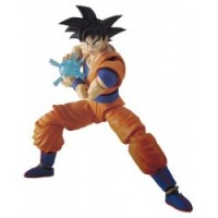 FIGURA DRAGON BALL SON GOKU BLACK MODEL KIT