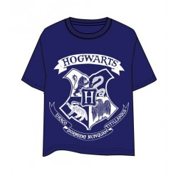 CAMISETA HARRY POTTER HOGWARTS L