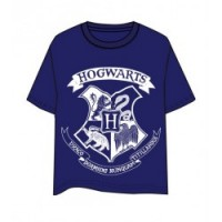 CAMISETA HARRY POTTER HOGWARTS XL