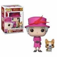 FIGURA POP ROYAL FAMILY: QUEEN ELISABETH II