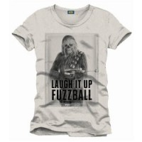 CAMISETA STAR WARS CHEWBACCA XL