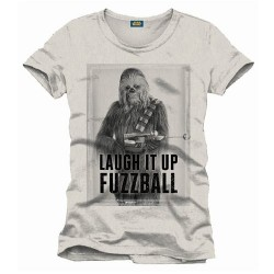 CAMISETA STAR WARS CHEWBACCA XXL