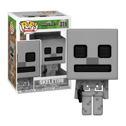 FIGURA POP MINECRAFT SKELETON