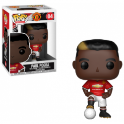 FIGURA POP FOOTBALL MAN UNITED PAUL POGBA