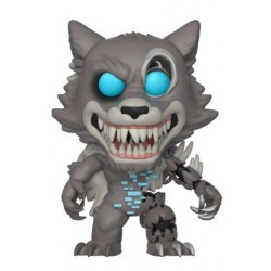 FIGURA POP FNAF VINYL BOOKS TWISTED WOLF