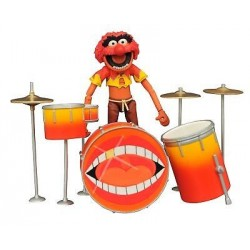 FIGURA MUPPETS ANIMAL DRUMS 11CM