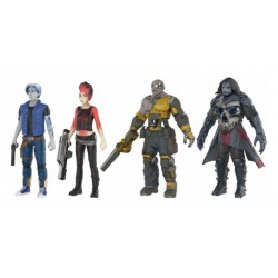 READY PLAYER ONE PACK 4 FIGURAS