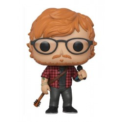FIGURA POP ROCKS ED SHEERAN