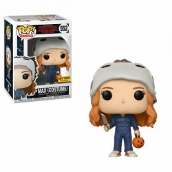 FIGURA POP STRANGER THINGS: MAX IN MAYERS COSTUME