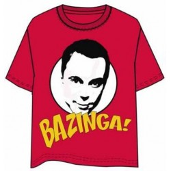 CAMISETA BIG BANG THEORY SHELDON XL