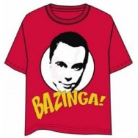 CAMISETA BIG BANG THEORY SHELDON XXL