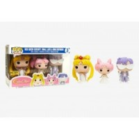 FIGURA POP SAILOR MOON PACK 3