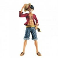 FIGURA BANPRESTO ONE PIECE LUFFY MEMORY 25 CM