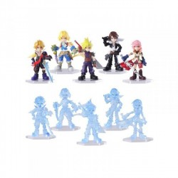 DISPLAY FINAL FANTASY DISSIDIA OPERA OMNIA BLIND BOX (10)