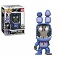 FIGURA POP FNAF WITHERED BONNIE
