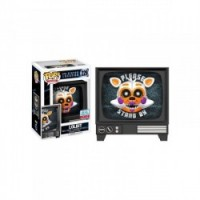 FIGURA POP FNAF SISTER LOCATION LOLBIT NYCC