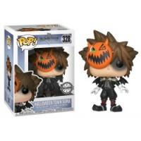 FIGURA POP KINGDOM HEARTS: SORA HALLOWEEN TOWN