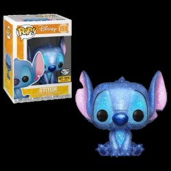 FIGURA POP DISNEY: STITCH DIAMOND GLITTER