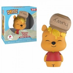 FIGURA DORBZ DISNEY WINNIE WITH HONEY