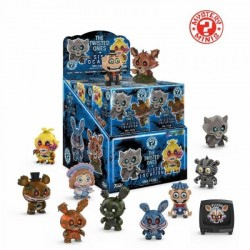 DISPLAY DISNEY FNAF TWISTED ONES MYSTERY MINIS (12)