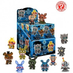 DISPLAY MISTERY MINIS FNAF TWISTED (12)