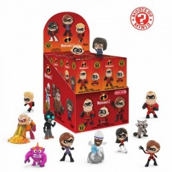 DISPLAY DISNEY INCREDIBLES 2 MYSTERY MINIS (12)