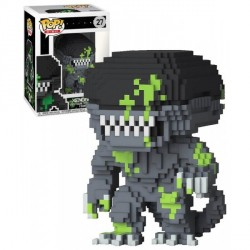 FIGURA POP 8-BIT : ALIEN SPLATTER